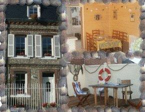 Gîte de charme à; Fécamp en Normandie